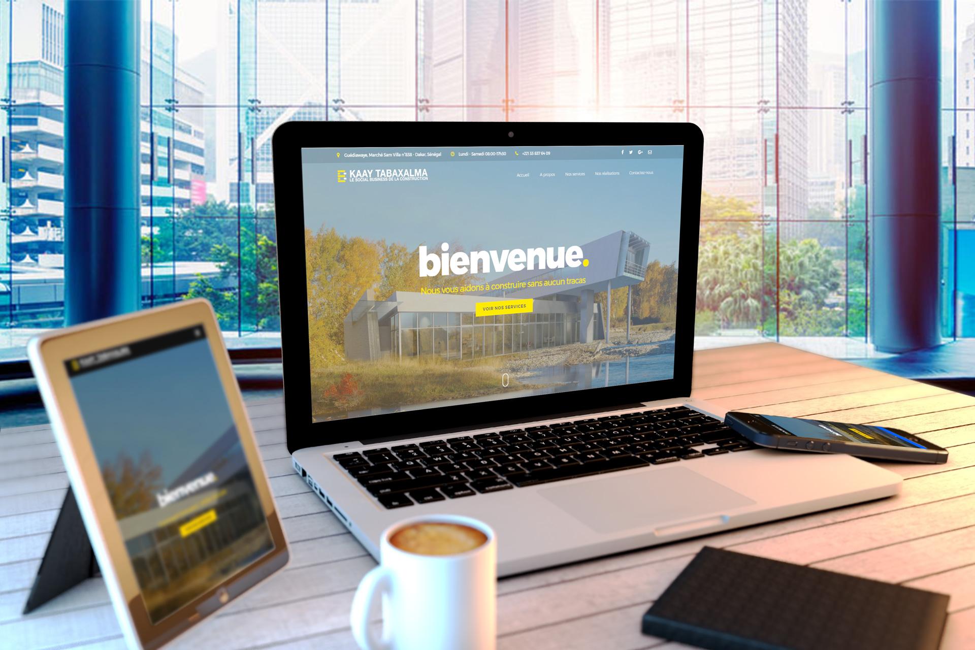 SERVICES & PRODUITS WEB